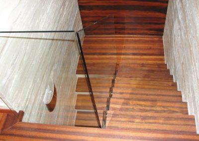 Poręcze i balustrady szklane
