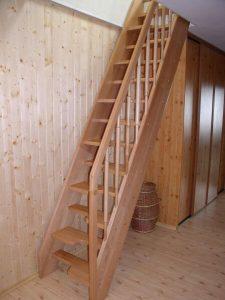 schody kacze